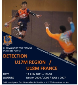 U17 Région / U18 France Pays Yonnais